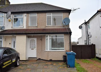 Thumbnail 2 bed end terrace house to rent in Roxeth Green Avenue, Harrow
