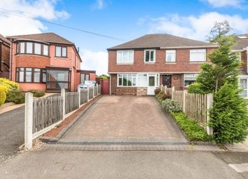Thumbnail 3 bedroom semi-detached house for sale in Jayshaw Avenue, Great Barr, Birmingham, West Midlands