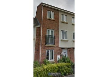 Thumbnail 5 bed terraced house to rent in Poundlock Avenue, Stoke-On-Trent