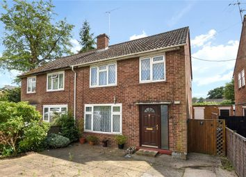 Thumbnail 3 bed semi-detached house to rent in Yorktown Road, Sandhurst