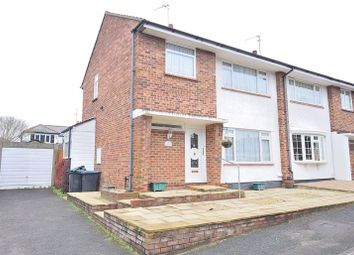 3 bed semi-detached house for sale in Longacre, Harlow CM17
