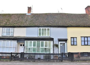 Thumbnail 2 bed terraced house for sale in Shalford, Braintree, Essex