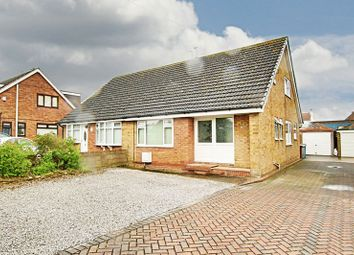 Thumbnail 3 bed semi-detached house for sale in Willow Road, Burstwick, Hull