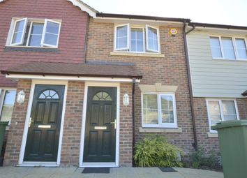 Thumbnail 2 bed terraced house for sale in The Cheviots, Hastings, East Sussex