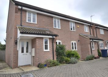 Thumbnail 3 bed semi-detached house for sale in Goldfinch Walk, Brockworth, Gloucester