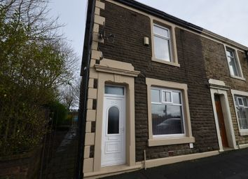 Thumbnail 2 bedroom end terrace house for sale in Haslingden Road, Guide, Blackburn