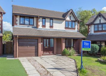 Thumbnail 5 bed detached house for sale in Harmuir Close, Standish Lower Ground, Wigan