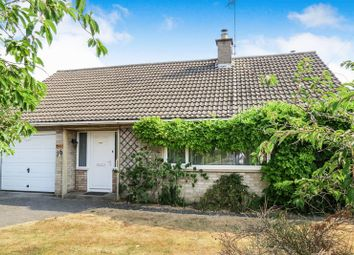 Thumbnail 2 bed detached bungalow for sale in Andrew Close, Ailsworth, Peterborough