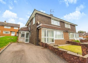 Thumbnail 3 bedroom semi-detached house for sale in Clover Grove, Fairwater, Cardiff