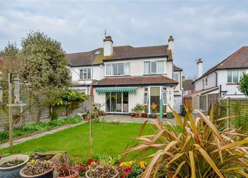 Thumbnail 4 bed semi-detached house for sale in Chapmans Walk, Leigh-On-Sea, Essex