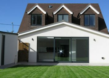 Thumbnail 4 bed detached house for sale in Rebuilt Modern Home. Winkfield Row, Berkshire
