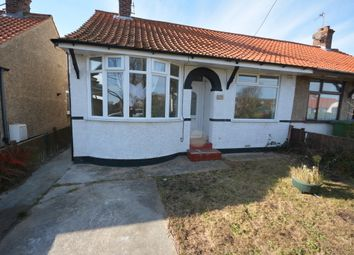 Thumbnail 2 bed semi-detached bungalow to rent in Kirkley Run, Lowestoft
