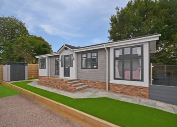 Thumbnail 2 bed mobile/park home for sale in Rother Valley, Northiam, East Sussex