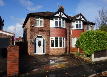 Thumbnail 3 bed semi-detached house for sale in Gerrard Avenue, Altrincham