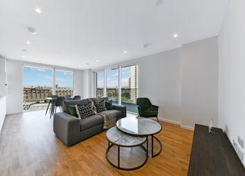 Thumbnail 2 bed flat to rent in Meranti Apartments, Deptford Landings, Deptford