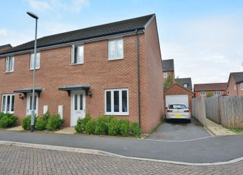 3 Bedrooms Semi-detached house for sale in Iris Crescent, West End, Lincoln LN1