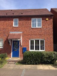 Thumbnail 3 bed semi-detached house to rent in Merry Hurst Place, Burbage, Hinckley, Leicestershire