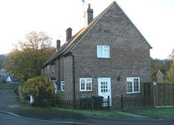 Thumbnail 4 bed semi-detached house to rent in Burns Crescent, Tonbridge