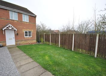Thumbnail 3 bed semi-detached house for sale in Moorside Court, Moorends, Doncaster