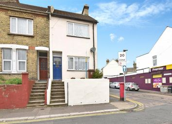 Thumbnail 3 bed end terrace house for sale in Magpie Hall Road, Chatham, Kent