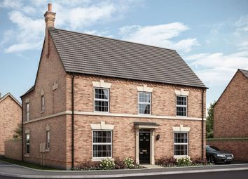 Thumbnail 4 bed detached house for sale in The Winchester, Hilltop View, Burton On Trent