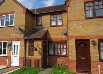 Thumbnail 2 bed terraced house for sale in Macpherson Robertson Way, Mildenhall, Bury St. Edmunds