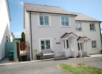 Thumbnail 3 bed semi-detached house for sale in Oakhill Drive, Saundersfoot