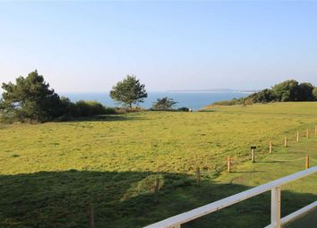 Thumbnail 2 bed flat for sale in Wharncliffe Court, Beacon Drive, Highcliffe, Christchurch, Dorset
