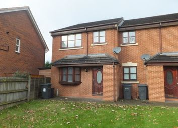 Thumbnail 1 bed property to rent in Paget Mews, Walmley