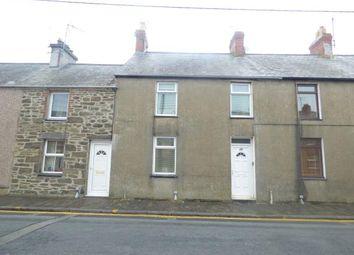 Thumbnail 2 bed terraced house for sale in Penrhydlyniog, Pwllheli, Gwynedd
