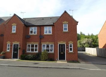 Thumbnail 3 bedroom semi-detached house for sale in East Street, Warsop Vale, Mansfield, Nottinghamshire