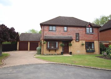 Thumbnail 4 bed detached house for sale in Broadwater Park, Bray, Maidenhead