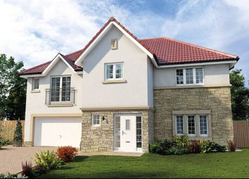 "Thumbnail 4 bed detached house for sale in ""The Kennedy"" at Lethame Road, Strathaven"