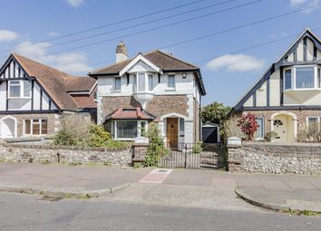 Thumbnail 3 bedroom detached house for sale in Haynes Road, Worthing, West Sussex