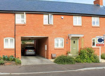 Thumbnail 3 bed terraced house for sale in Paddock View, Old Stratford, Milton Keynes