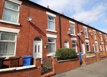 Thumbnail 1 bed terraced house for sale in Gorton Road, Reddish, Stockport, Cheshire