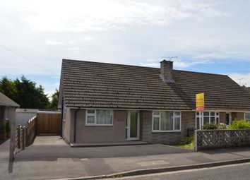 Thumbnail 2 bedroom semi-detached bungalow for sale in Cherrywood Road, Worle, Weston-Super-Mare