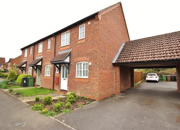 Thumbnail 2 bed terraced house to rent in Bridus Mead, Blewbury, Didcot