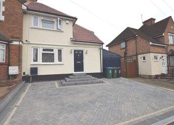 Thumbnail 3 bed semi-detached house for sale in The Chase, Watford