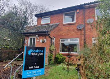 Thumbnail 3 bed semi-detached house for sale in Peckham Close, Danescourt, Llandaff, Cardiff