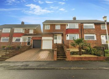 Thumbnail 4 bed semi-detached house for sale in Orchard Road, Whickham, Newcastle Upon Tyne