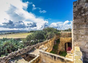 Thumbnail 3 bed farmhouse for sale in Naxxar, Malta