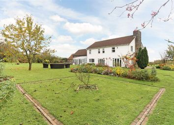 Thumbnail 6 bedroom detached house for sale in Rose, Well Lane, Llanvair Discoed, Chepstow