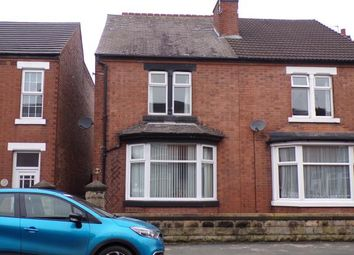 Thumbnail 3 bed semi-detached house for sale in Calais Road, Burton-On-Trent, Staffordshire