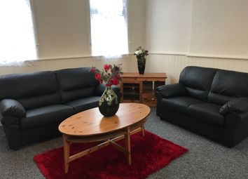 Thumbnail 3 bed flat to rent in Glebe St, 1st Floor, Leicester