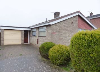 Thumbnail 2 bed detached bungalow for sale in Granson Way, Washingborough, Lincoln