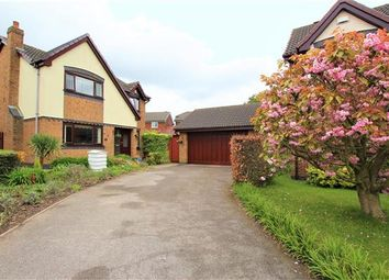 Thumbnail 4 bedroom detached house for sale in Cherry Trees, Lostock Hall, Preston