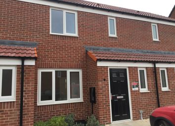 Thumbnail 3 bed terraced house to rent in Nightingale Close, Kings Clipstone, Mansfield