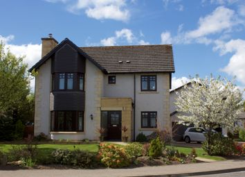Thumbnail 4 bed detached house for sale in Roseisle Place, Elgin