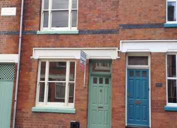 Thumbnail 3 bedroom terraced house to rent in Shelly Street, Leicester